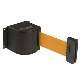 Beltrac Wall-Mount Retractable Belts - Orange Belt, BB925, Price/Each