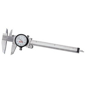 Seton EE058 L.S. Starrett - 120 Series Dial Calipers, Price/Each