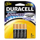 Duracell Duracell Ultra Advanced Alkaline Batteries