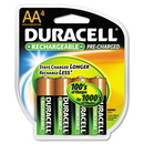 Duracell Duracell Coppertop NiMH pre-charged Rechargeable Battery - LL173