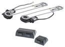 PROW2002 Power Window Kit Universal W/3 Switches; Nippon