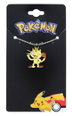 Body Vibe BDV-PMMWTNK01-C Pokemon Meowth Enamel Pendant Necklace