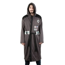 Bioworld BIW-ZZ35RASTWLXL Star Wars Darth Vader Adult Bath Robe