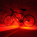 Brightz Ltd Go Brightz LED Bicycle Safety Light Cycling Bike Accessory Red