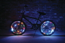 Brightz Ltd Wheel Brightz Lightweight LED Bicycle Safety Light Multicolored