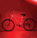 Brightz BRT-L2446-C Cosmic Brightz LED Bicycle Light Accessory: Red