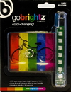 Brightz Ltd Color Morphing Go Brightz LED Bicycle Light
