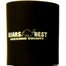 Unknown Boar's Nest Black Coozie