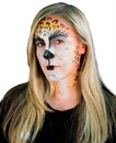 Cat Tiger Costume Makeup Stack 4 Colors Carded