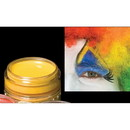 Yellow Cream Costume Make Up 1/8 oz Carded