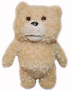 "Commonwealth Toys CMN-92840-C Ted The Movie 8"" Ted Plush With Sound PG Version"
