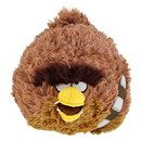 "Commonwealth Toys CMN-94297-C Angry Birds Star Wars 16"" Plush: Chewbacca"