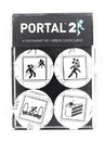 A Crowded Coop Portal 2 4-Piece Magnet Set