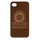 A Crowded Coop CRC-P282-C Portal 2 For iPhone 4 40's Aperture Laboratories Case