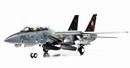 Century Wings Century Wings 1:72 Grumman F-14A Tomcat Diecast Model (USN VF-114 Aardvarks, NH105, USS Kitty Hawk, 1978)