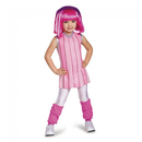 Disguise DGC-5650M Nickelodeon's LazyTown Stephanie Deluxe Toddler Costume