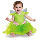 Disguise Disney Peter Pan Tinker Bell Deluxe Costume Infant