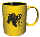 Dark Horse Comics Yoshitaka Amano/ Dark Horse Logo Ceramic Mug