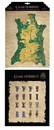 Dark Horse Comics DHC-26656-C Game of Thrones Westeros Map and Markers Magnet Set