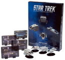 Eagle Moss Star Trek Eaglemoss Replica Ships: Shuttlecraft 4-Pack