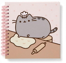 Enesco ENS-4048997-C Pusheen The Cat 80 Page Spiral Notebook