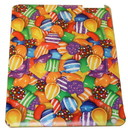 E Pop Candy Crush iPad Hard Case Multi Color With Fish