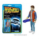 """Funko FNK-3915-C Reaction Back To The Future Marty Mcfly 3.75"""" Action Figure"""