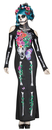 Funworld FNW-118894ML Beautiful Bones Costume Adult Women