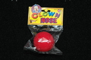 Forum Novelties FRM-24713-C Circus Clown Red Foam Costume Nose