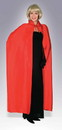 "Forum Novelties FRM-51435-C 56"" Red Adult Costume Cape"