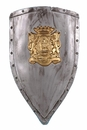 Forum Novelties FRM-52435-C Deluxe Roman Royal Triangle Adult Costume Shield