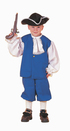 Forum Novelties FRM-54148LL Colonial Boy Costume Child