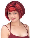 Forum Novelties Devil Diva Red Adult Costume Wig
