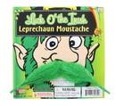 Forum Novelties FRM-60060-C:AI00 St. Patrick's Green Costume Leprechaun Moustache One Size