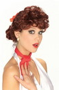 Forum Novelties 50's Housewife Auburn Red Adult Costume Wig