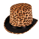 Leopard Top Adult Costume Hat