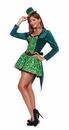 Forum Novelties Sexy Leprechaun Lady Costume Adult