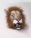 Adult Deluxe Latex Animal Costume Mask - Lion