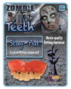 Forum Novelties Prosthetic Rotted Zombie Teeth Costume Accessory
