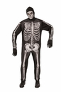 Forum Novelties Skeleton Jumpsuit Costume Adult Men