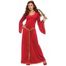Forum Novelties Ruby Scorceress Adult Costume