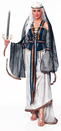 Forum Novelties FRM-73614 Medieval Fantasy Lady Of The Lake Adult Costume