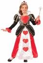 Forum Novelties FRM-74208 Sweetheart Queen Costume Child
