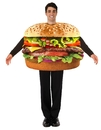 Forum Novelties Hamburger Tunic Costume Adult Men