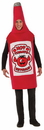 Forum Novelties Ketchup Bottle Costume Adult Men