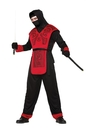 Forum Novelties Fire Dragon Ninja Costume Adult Men