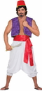 Forum Novelties FRM-76444-C Desert Prince Deluxe Red Sash Costume Accessory Adult Men