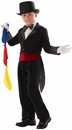 Forum Novelties Magician Tailcoat Costume Child
