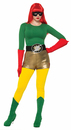 Forum Novelties FRM-76585M Superhero Green Costume Boot Tops Adult