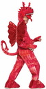 Forum Novelties Red Dragon Costume Child